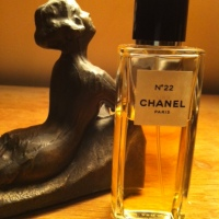 An Affair to Remember: Champagne Cocktails and Chanel no. 22