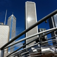 What I See: Views from Millennium Park, Chicago