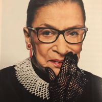 When the Personal Becomes Political, Rest in Power RBG, and Bye Don